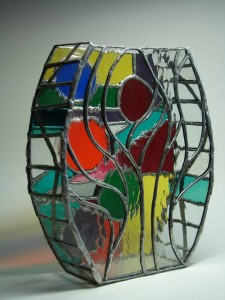 Barbara Purchia_stained glass Untitled